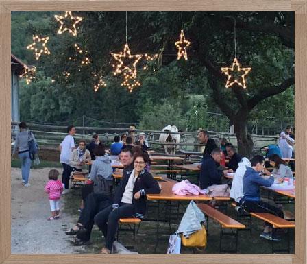 L'area picnic